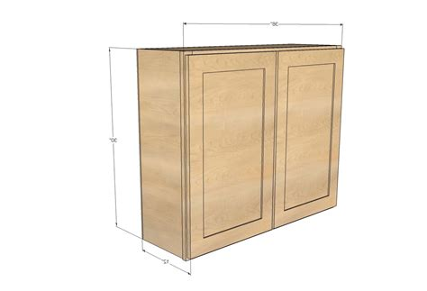 standard kitchen base cabinet sizes door wall dimensions