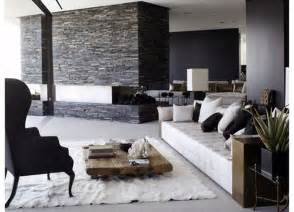 decorating a living room in black and white room