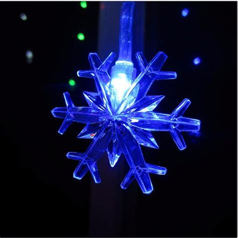 popular snowflakes christmas lights buy cheap snowflakes