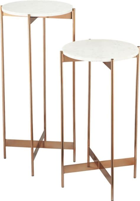 marble gold side table marble offering white marble floats effortlessly on