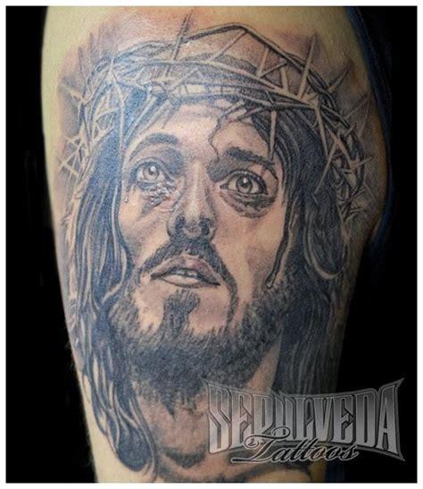 imagenes de tattoo de jesus jesus christ tattoo tatuaje de jesucristo by victor