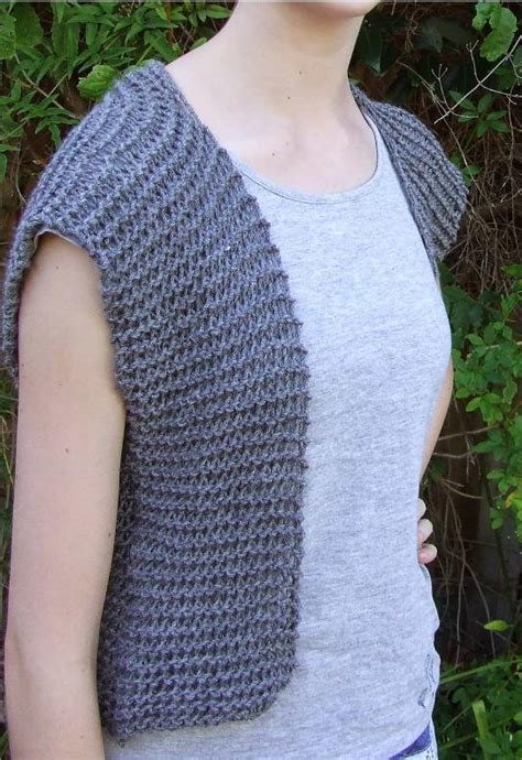 knitting pattern simple vest moonstone beginner vest pattern allfreeknitting com