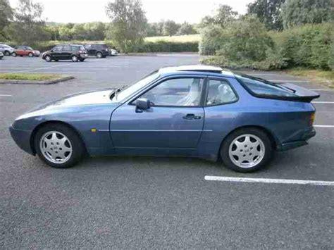 porsche 944 blue porsche 1990 944 s2 blue car for sale