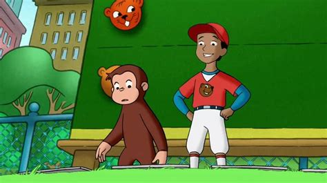 Run S House Episodes by Curious George Season 5 Episode 7a George S Home Run