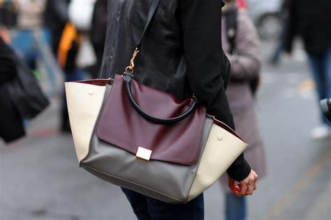 C Style | celine trapeze the handbag concept