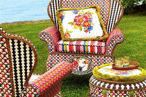 Mackenzie Childs Furniture by New Products For Mackenzie Childs Wsj