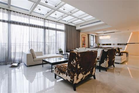 open balcony design fashion forward open plan house