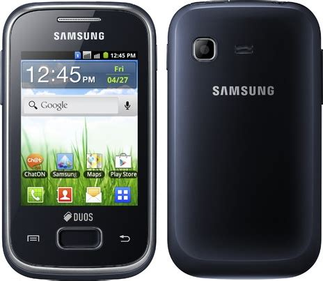Hp Samsung Galaxy Low End samsung akan perkenalkan ponsel low end samsung galaxy y