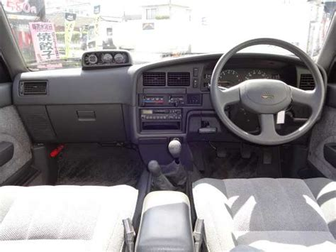 used toyota hilux surf 1990 for sale japanese used cars