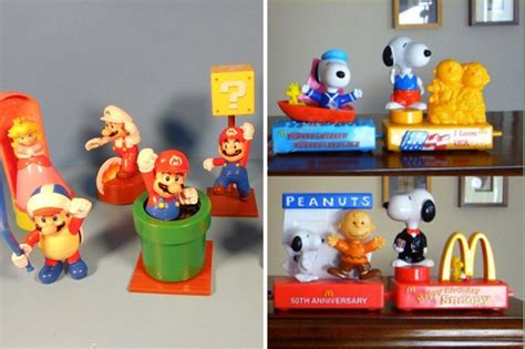 cuisine mcdonald jouet 8 jouets mcdonald s qui valent aujourd hui une fortune