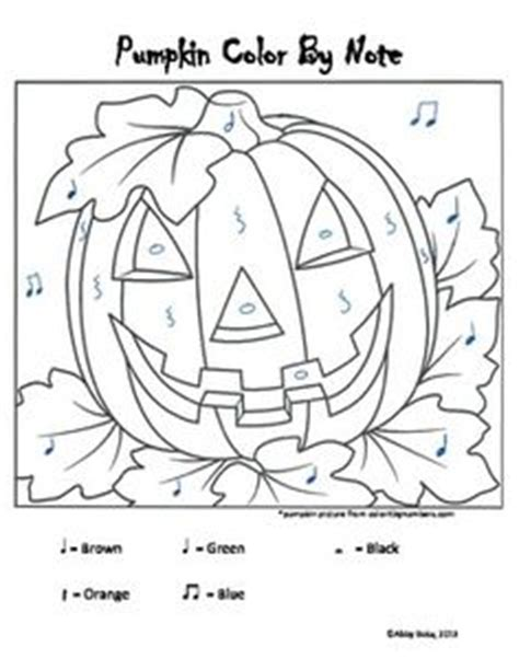 halloween coloring pages music halloween in music classroom on pinterest elementary