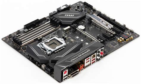 Msi Z270 Gaming Pro Carbon msi z270 gaming pro carbon