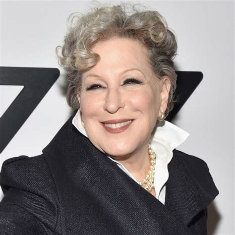 bette midler speak out about never getting an oscar