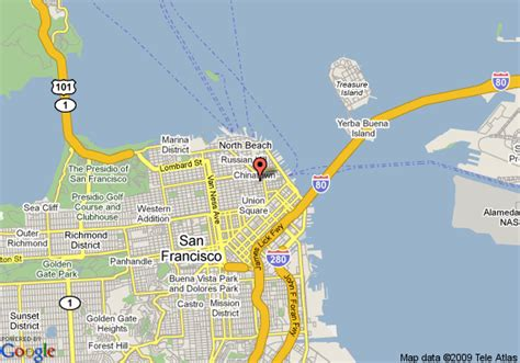 san francisco map financial district map of san francisco financial district san francisco