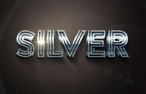 tutorial text effect photoshop indonesia how to create an 80s inspired silver text effect in adobe