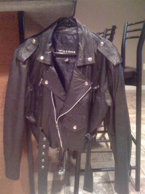 Edition Jaket Bikers Style leather quot biker quot style jacket medium harley davidson forums