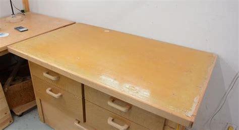 melamine workbench top