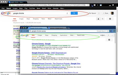 Search From Chrome Address Bar Chrome To Remove S Search Bar
