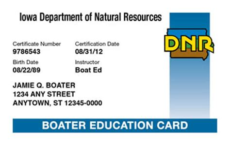 iowa boating license iowa boating license boat safety course boat ed 174
