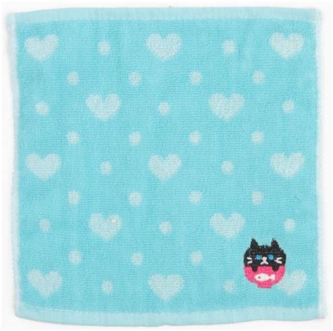 Ekslusive Holder Glow In The Hello Flower Handgel Sanitiz blue light blue cat animal towel from japan bento accessories bento boxes