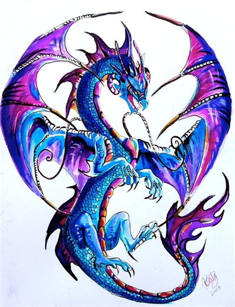 western dragon tattoo by lucky978 on deviantart