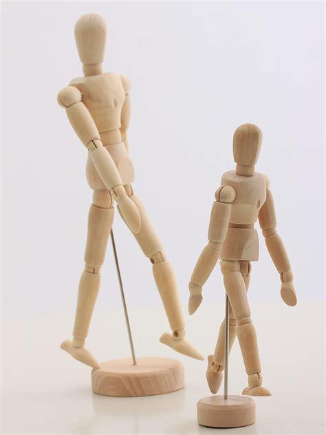 Manekin Kayu 20 Cm Wooden Mannequin Manikin Kayu Wooden Mannequin Panmomo Belanja Barang Unik