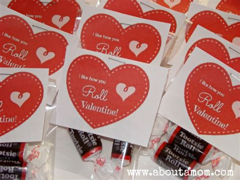 more simple valentines with printables