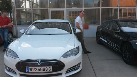 Tesla Test Drives Tesla P85d Test Drive