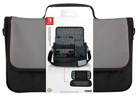Tas Selempang Shoulder Bag Nintendo Switch nintendo switch messenger bag nintendo switch buy now at mighty ape australia
