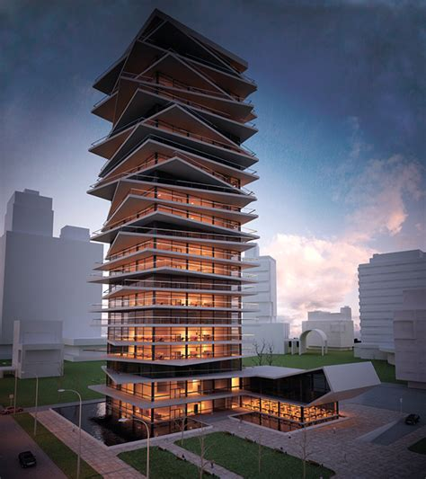 building concept office building concept project on behance