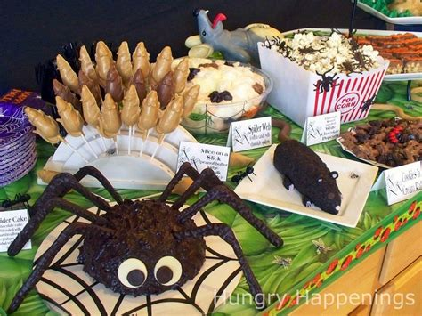 themed party food ideas cute and creepy bug themed party food hungry happenings