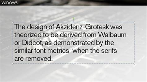typography orphan advanced typography in powerpoint a how to guide