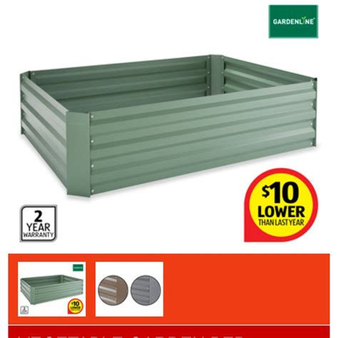 Aldi Planter Boxes by Aldi Vegetable Garden Bed 29 10 Less Than Last Year Ozbargain