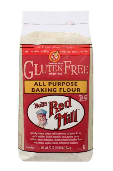 Can You Use All Purpose Flour In A Bread Machine Bob S Red Mill Gluten Free All Purpose Baking Flour 4 22oz