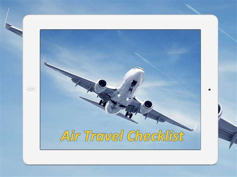 travelling checklists to do list organizer checklist pim time and task management software