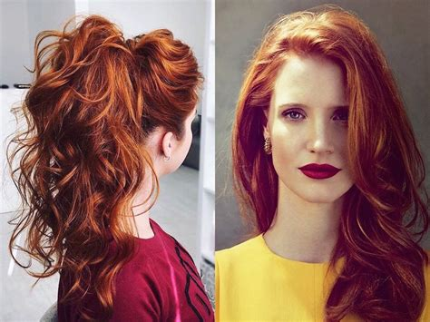 hairstyles to try 21 amazing red hairstyles to try this year feed inspiration