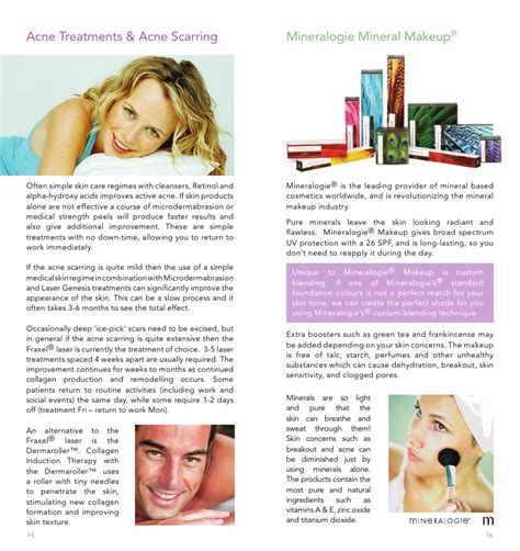 Mineral Makeup Downtime by Infinity Skin Clinic