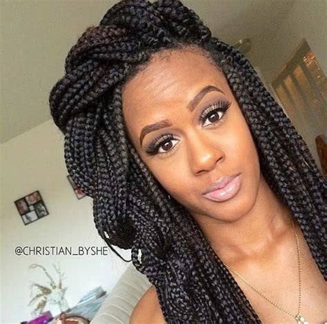 Hairstyles With Poetic Justice Braids by 35 Gorgeous Poetic Justice Braids Styles