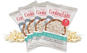 Cooking Light Customer Service by Cooking Light Popcorn 8 Pack Groupon Goods