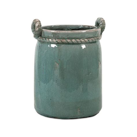 home decorators collection marley turquoise ceramic