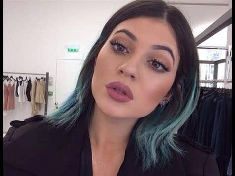 kylie jenner makeup tutorial natural kylie jenner make up tutorial youtube