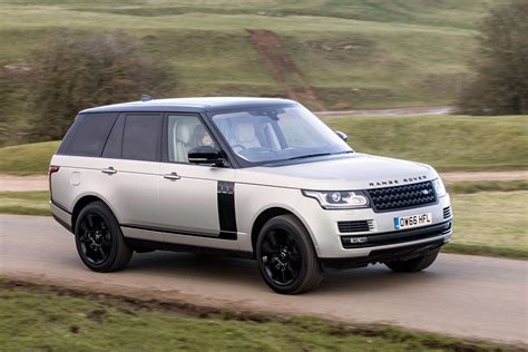 range rover autobiography range rover autobiography 2017 review pictures