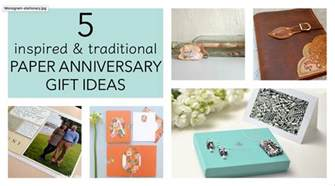 5 traditional paper anniversary gift ideas for her paper anniversary by anna v