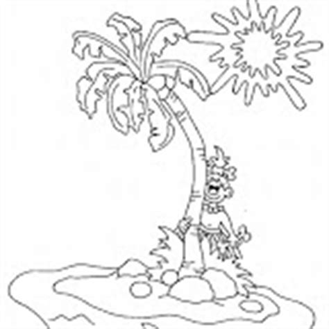 coloring pages tropical island islands coloring pages