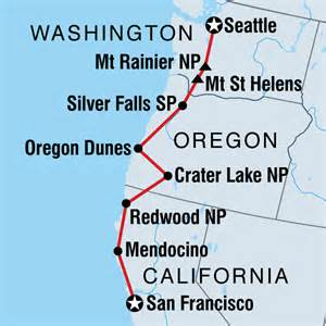 Car Rental San Francisco To Portland Murf A In Lists Things To Do Places To Go