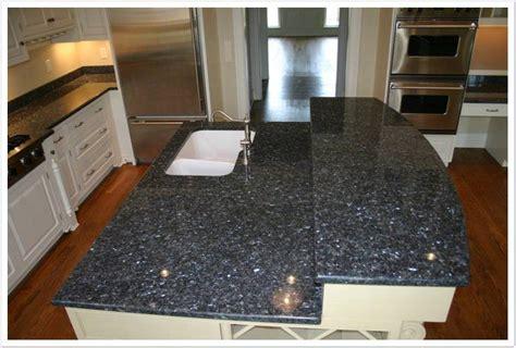 Deep Blue Pearl Granite   Denver Shower Doors & Denver