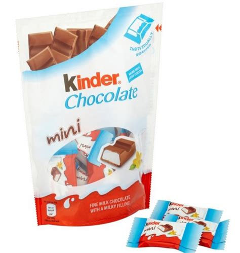 Kinder Chocolate Bar kinder chocolate bar reviews in chocolate chickadvisor
