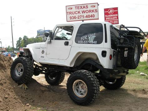 texas jeep texas truckworks jeep tj build texas truck works