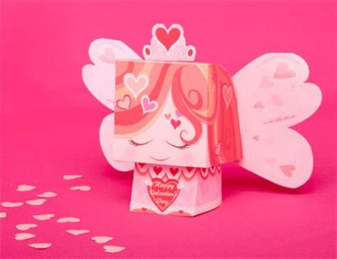 Paper Craft Valentines - diy preschool valentines ideas diy craft projects