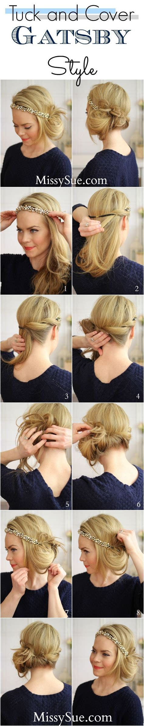 how to style hair for great gatsby party great gatsby hair almost have enough hair for this
